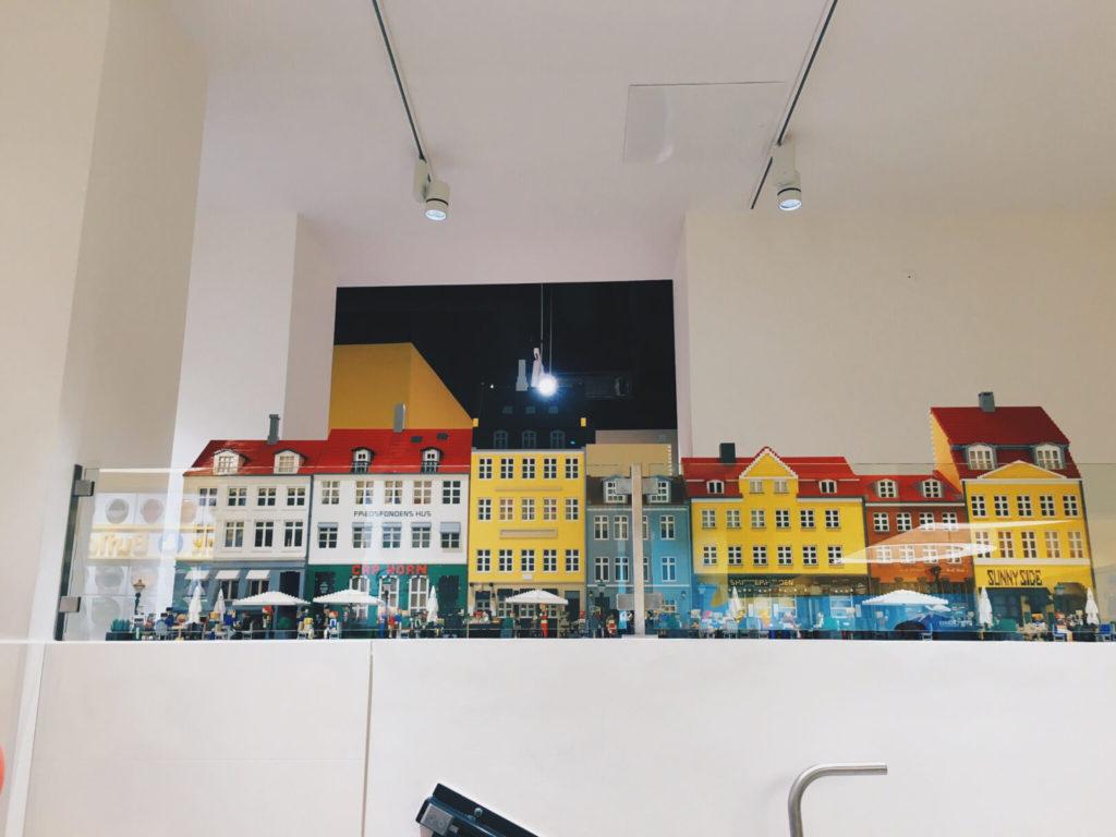 Lego Denmark Miniature