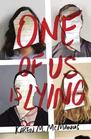 One of Us is Lying Karen McManus Review