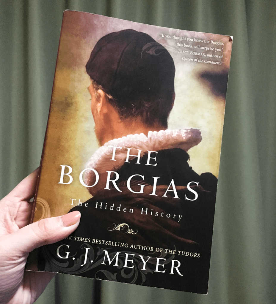 The-Borgias G.J.Meyer The Wednesday Issue