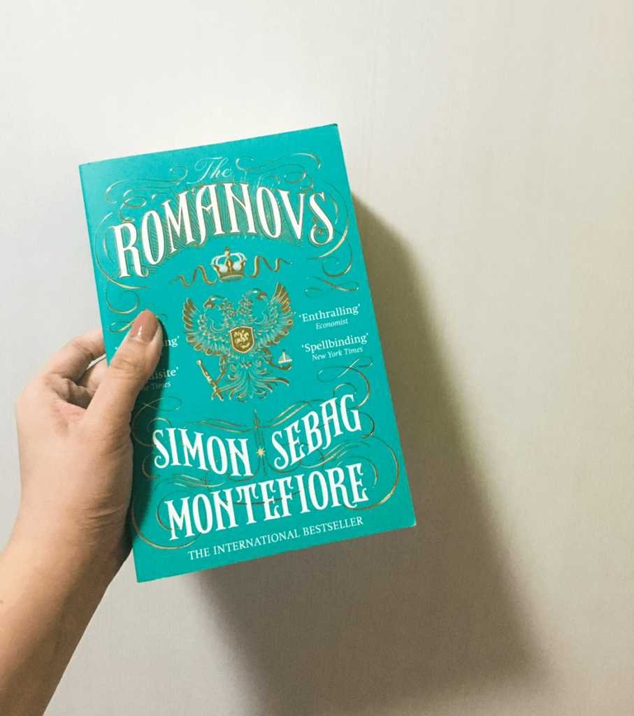 The-Romanovs Simon Sebag Montefiore The Wednesday Issue