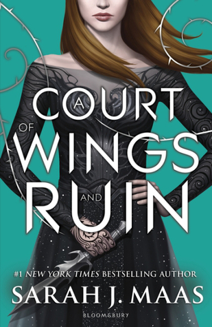 a court of wings and ruin review acowar sarah j maas