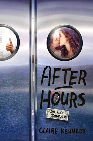 After Hours Claire Kennedy Apercu The Wednesday Issue Young Adult