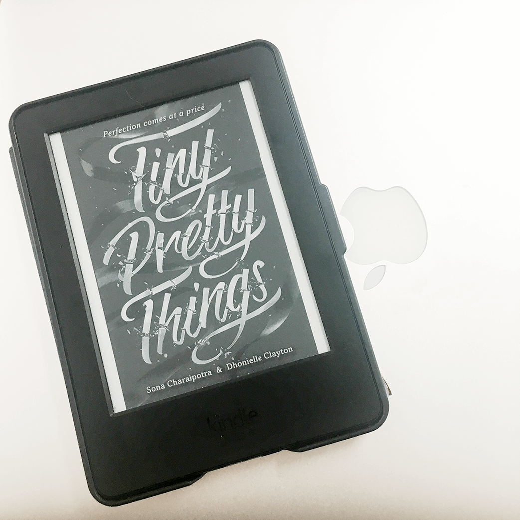 tiny pretty things dhonielle clayton sona charaipotra book review