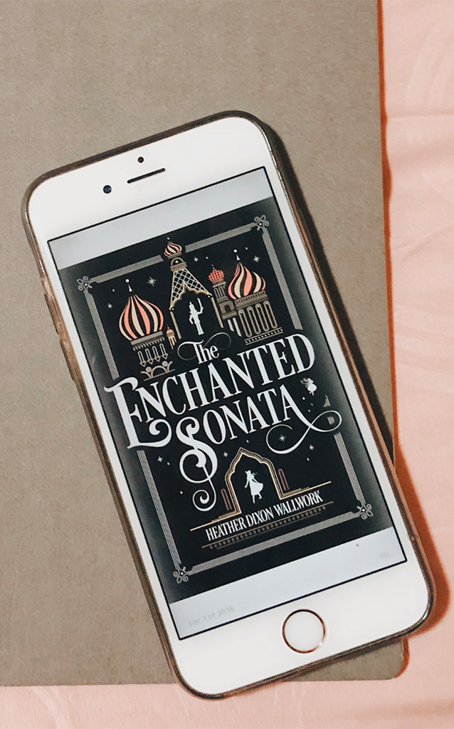 the enchanted sonata book review