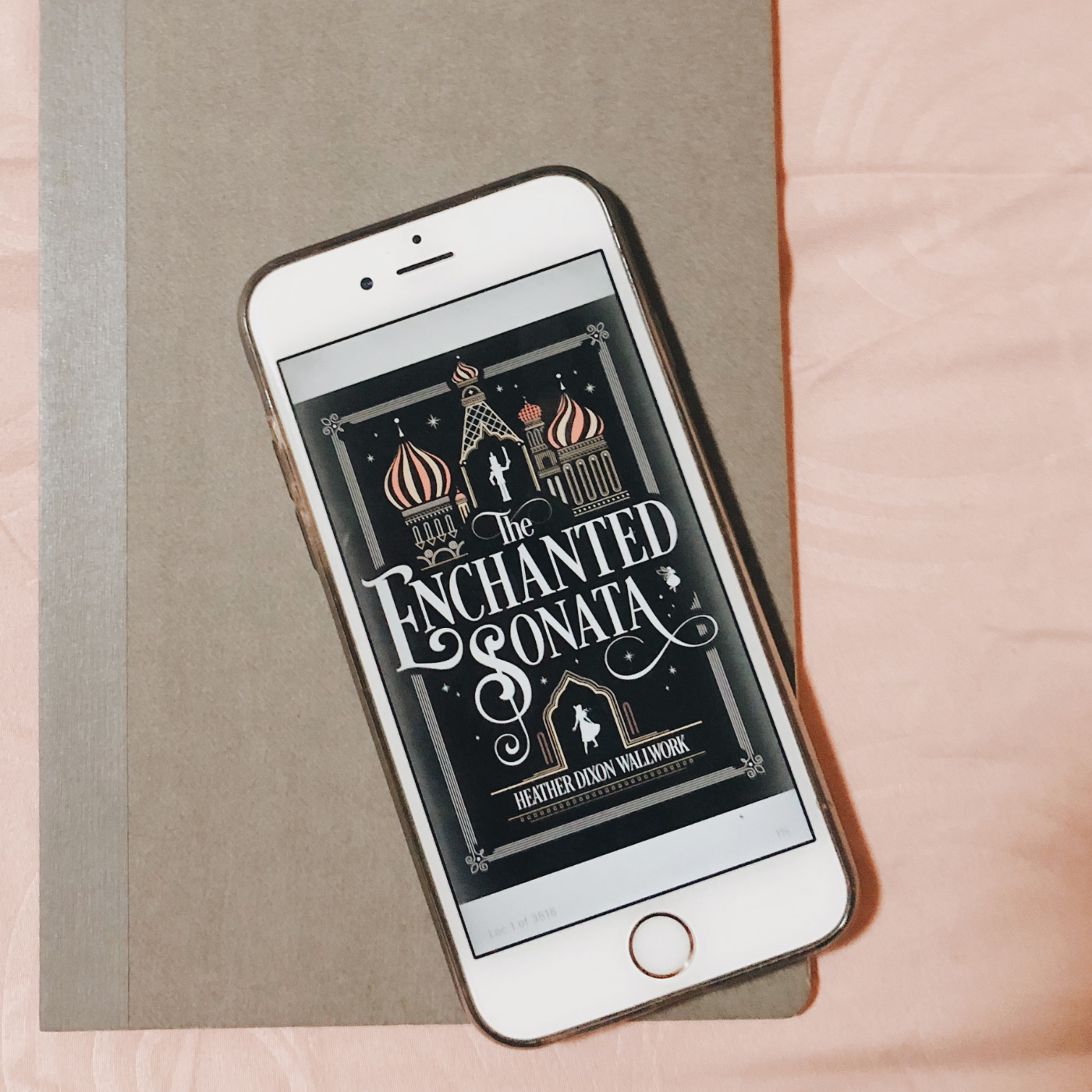 the enchanted sonata by heather dixon wallwork review the wednesday issue