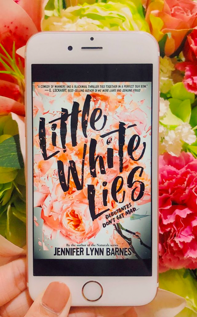 little white lies book review jennifer lynn barnes