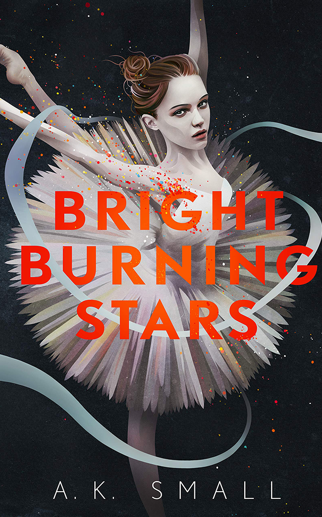 Bright Burning Stars by A.K. Small Review