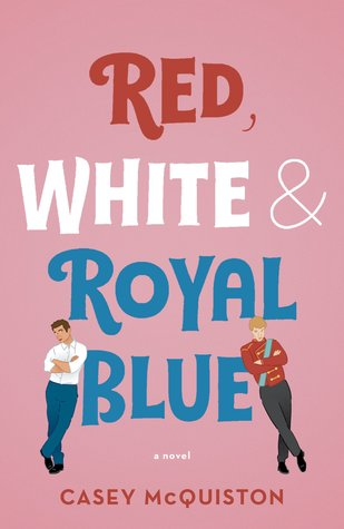 red white royal blue casey mcquiston review the wednesday issue
