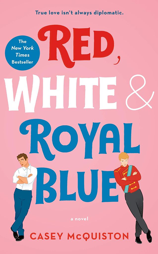 red white royal blue casey mcquiston