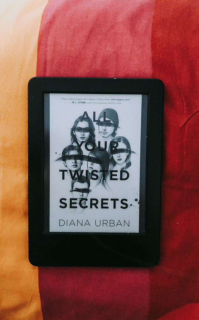 all your twisted secrets diana urban review the wednesday issue